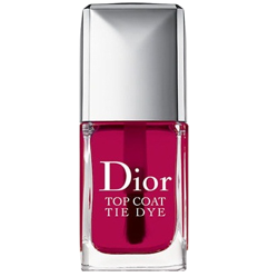 Christian Dior Top Coat Tie Dye 10ml lakier do paznokci 869 [W]