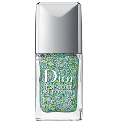 Christian Dior Top Coat Eclosion 10ml lakier do paznokci 001 [W]
