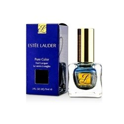 Estee Lauder Pure Color Nail Lacquer 08 Metalic Green 9ml lakier do paznokci [W]