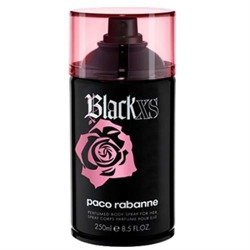 Paco Rabanne Black XS For Her 250ml perfumowany dezodorant spray [W] TESTER